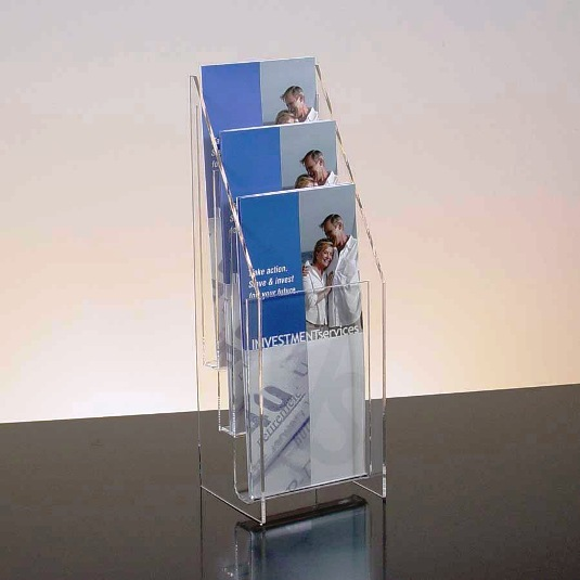 Lasercuts Ltd Literature Holders